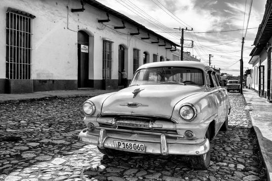 philippe-hugonnard-cuba-fuerte-collection-b-w-plymouth-classic-car-ii