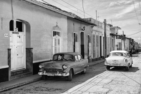 philippe-hugonnard-cuba-fuerte-collection-b-w-sancti-spiritus-street-scene-ii