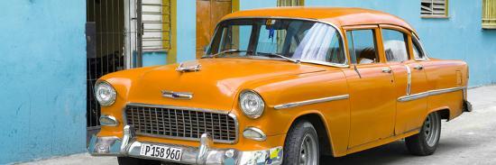 philippe-hugonnard-cuba-fuerte-collection-panoramic-beautiful-classic-american-orange-car