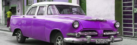 philippe-hugonnard-cuba-fuerte-collection-panoramic-classic-purple-car
