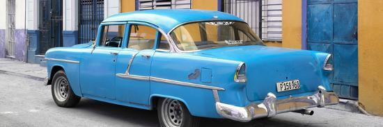 philippe-hugonnard-cuba-fuerte-collection-panoramic-cuban-blue-classic-car-in-havana