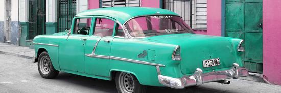 philippe-hugonnard-cuba-fuerte-collection-panoramic-cuban-turquoise-classic-car-in-havana