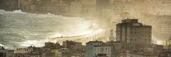 philippe-hugonnard-cuba-fuerte-collection-panoramic-havana-sunrise-iv