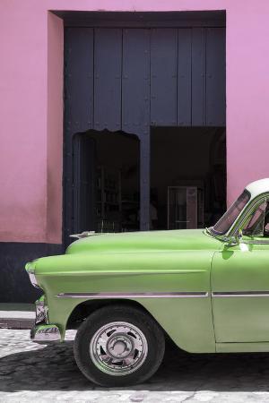 philippe-hugonnard-cuba-fuerte-collection-retro-lime-green-car-ii