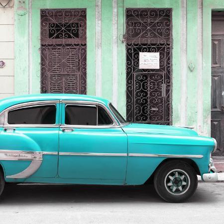 philippe-hugonnard-cuba-fuerte-collection-sq-bel-air-classic-turquoise-car