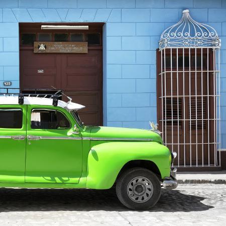 philippe-hugonnard-cuba-fuerte-collection-sq-green-vintage-car