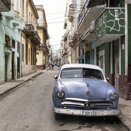 philippe-hugonnard-cuba-fuerte-collection-sq-street-scene-in-havana
