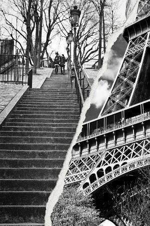 philippe-hugonnard-dual-torn-posters-series-paris-france