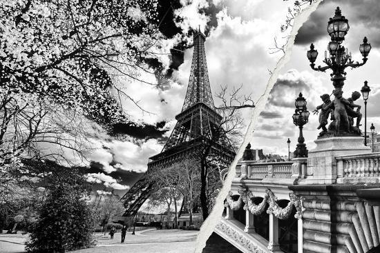 philippe-hugonnard-dual-torn-posters-series-paris-france