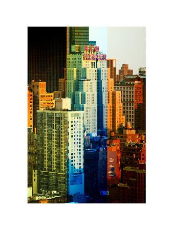 philippe-hugonnard-fine-art-white-frame-full-size-photography-the-new-yorker-hotel-midtown-manhattan-nyc-us