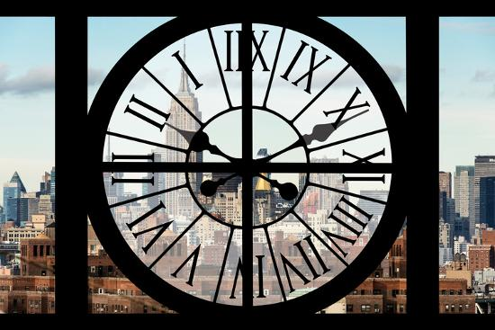 philippe-hugonnard-giant-clock-window-view-of-the-empire-state-building