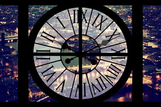 philippe-hugonnard-giant-clock-window-view-on-the-city-of-london-by-night-ix