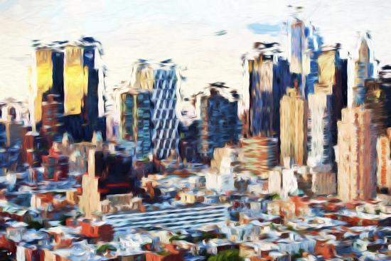 philippe-hugonnard-manhattan-skyline-iv-in-the-style-of-oil-painting