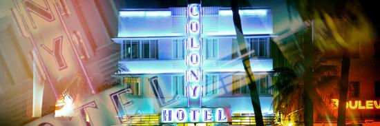 philippe-hugonnard-miami-beach-art-deco-district-the-colony-hotel-by-night-ocean-drive-florida