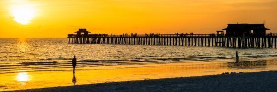philippe-hugonnard-naples-florida-pier-at-sunset