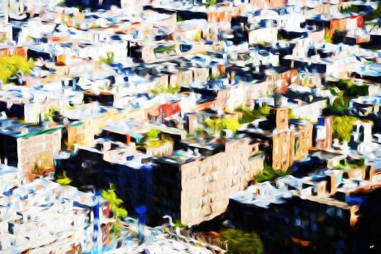 philippe-hugonnard-neighbors-in-the-style-of-oil-painting
