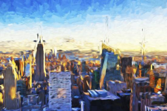 philippe-hugonnard-new-york-city-iii-in-the-style-of-oil-painting