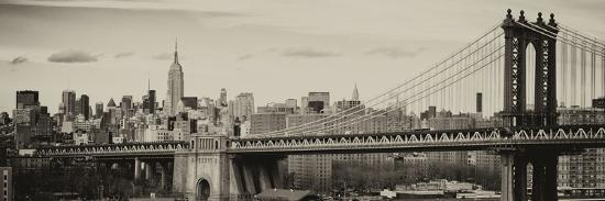 philippe-hugonnard-panoramic-landscape-view-of-midtown-ny-with-manhattan-bridge-and-the-empire-state-building