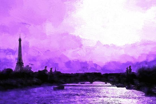 philippe-hugonnard-paris-eiffel-pink-sunset