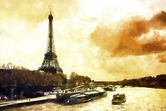 philippe-hugonnard-paris-fiery-sunset