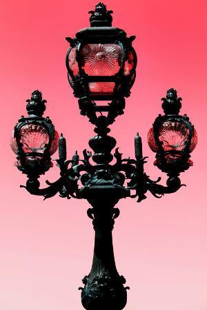 philippe-hugonnard-paris-focus-colors-french-lamppost