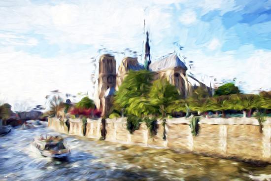 philippe-hugonnard-paris-notre-dame-in-the-style-of-oil-painting