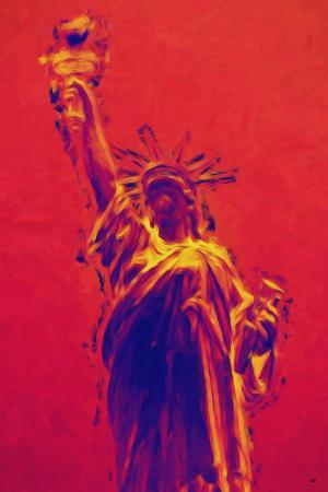 philippe-hugonnard-statue-of-liberty-ii-in-the-style-of-oil-painting