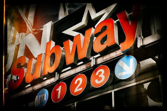 philippe-hugonnard-subway-and-city-art-subway-sign
