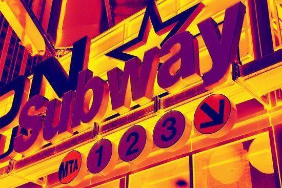 philippe-hugonnard-subway-stations-pop-art-new-york-city-united-states