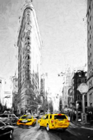 philippe-hugonnard-the-flatiron-building-ii-in-the-style-of-oil-painting