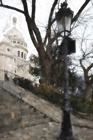 philippe-hugonnard-the-steps-of-the-basilica-in-montmartre