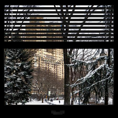 philippe-hugonnard-view-from-the-window-central-park-buildings