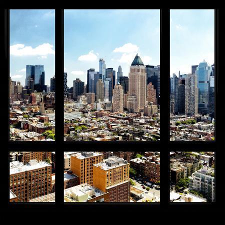 philippe-hugonnard-view-from-the-window-midtown-manhattan