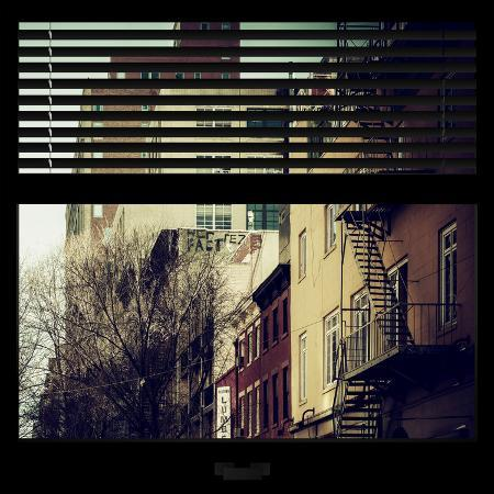 philippe-hugonnard-view-from-the-window-new-york-winter
