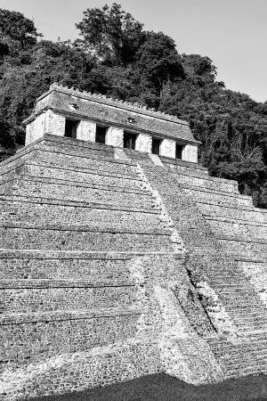 philippe-hugonnard-viva-mexico-b-w-collection-mayan-temple-of-inscriptions-ix-palenque