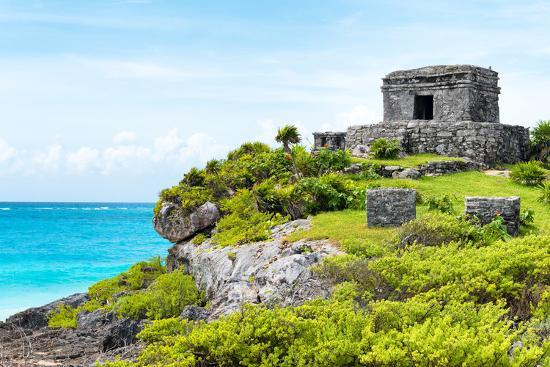 philippe-hugonnard-viva-mexico-collection-ancient-mayan-fortress-in-riviera-maya-tulum