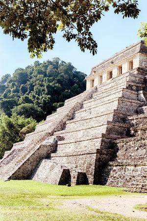 philippe-hugonnard-viva-mexico-collection-beautiful-temple-of-the-inscription-palenque-iv