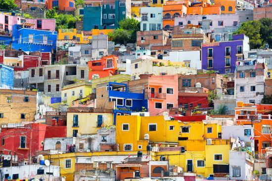 philippe-hugonnard-viva-mexico-collection-colorful-cityscape-x-guanajuato