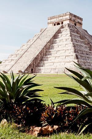 philippe-hugonnard-viva-mexico-collection-el-castillo-pyramid-of-the-chichen-itza-iv