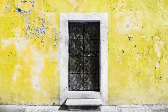 philippe-hugonnard-viva-mexico-collection-light-yellow-wall-of-silence