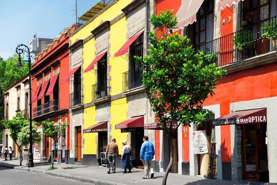 philippe-hugonnard-viva-mexico-collection-mexico-city-colorful-facades