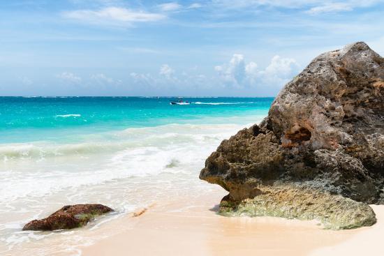 philippe-hugonnard-viva-mexico-collection-rock-on-a-caribbean-beach