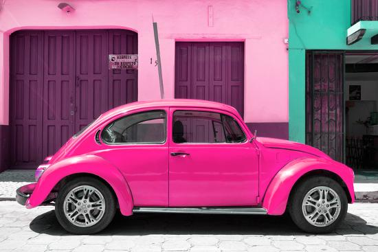 philippe-hugonnard-viva-mexico-collection-the-deep-pink-beetle-car