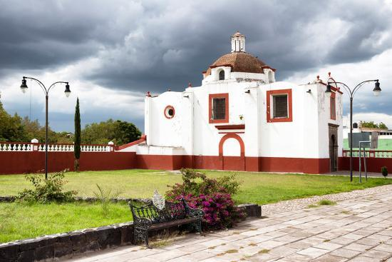 philippe-hugonnard-viva-mexico-collection-traditional-mexican-church-iii