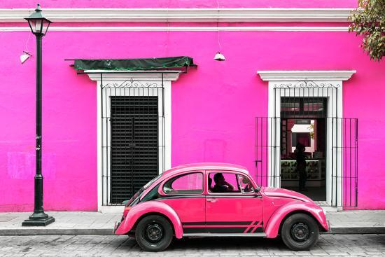 philippe-hugonnard-viva-mexico-collection-vw-beetle-car-deep-hot-pink