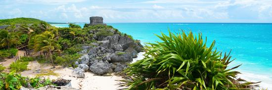 philippe-hugonnard-viva-mexico-panoramic-collection-caribbean-coastline-in-tulum-vi