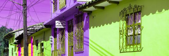 philippe-hugonnard-viva-mexico-panoramic-collection-colorful-houses-in-san-cristobal-iv
