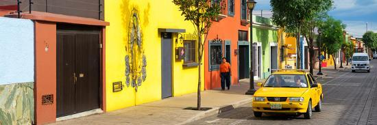 philippe-hugonnard-viva-mexico-panoramic-collection-colorful-mexican-street