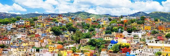 philippe-hugonnard-viva-mexico-panoramic-collection-guanajuato-colorful-cityscape-xvi