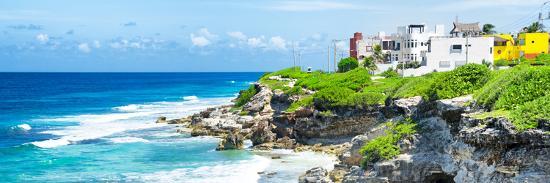 philippe-hugonnard-viva-mexico-panoramic-collection-isla-mujeres-coastline-vi